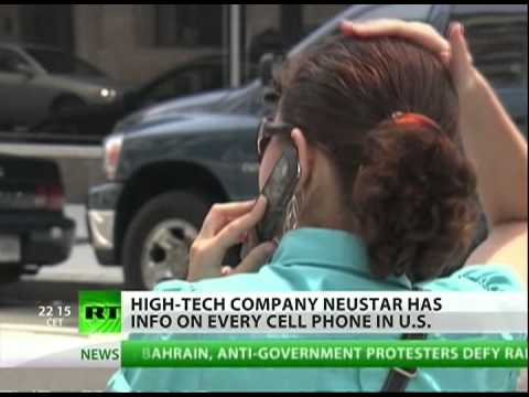 Neustar  is spying on Americans for the government?