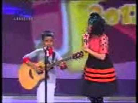 Fatah idola cilik 2013 -Scorpion Wind of Change