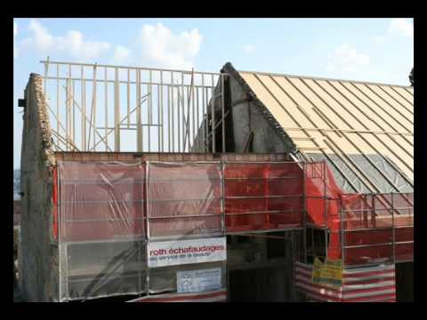 Ein neues Dach in Praz - Folge 21