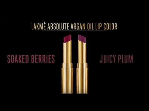 Lakmé Prostylist Lip Trend - Dark Dramatic Lips