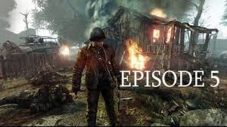 Enemy Front - Walkthrough: Episode 5(2015)