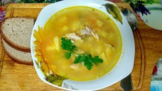 Суп вермишелевый. Вкусный рецепт. #суфикс