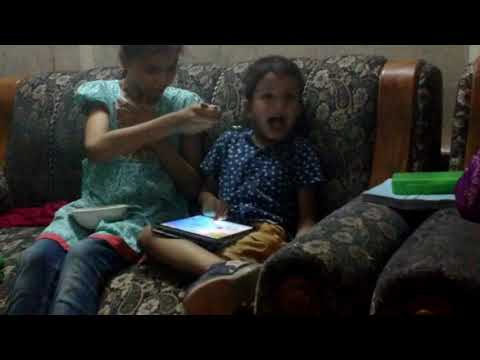 Muhammad Ibrahim Kashif spoiled by sisters