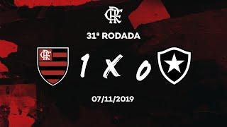 Flamengo x Botafogo Ao Vivo - Nilton Santos