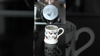 slow living coffee morning *asmr* #Shorts