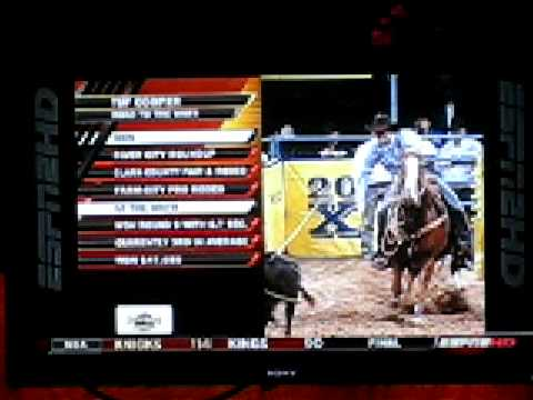 Tuf Coopers Round 9 WNFR Win 2008