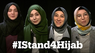 Turkish Muslim women talk hijab ban and freedom of expression