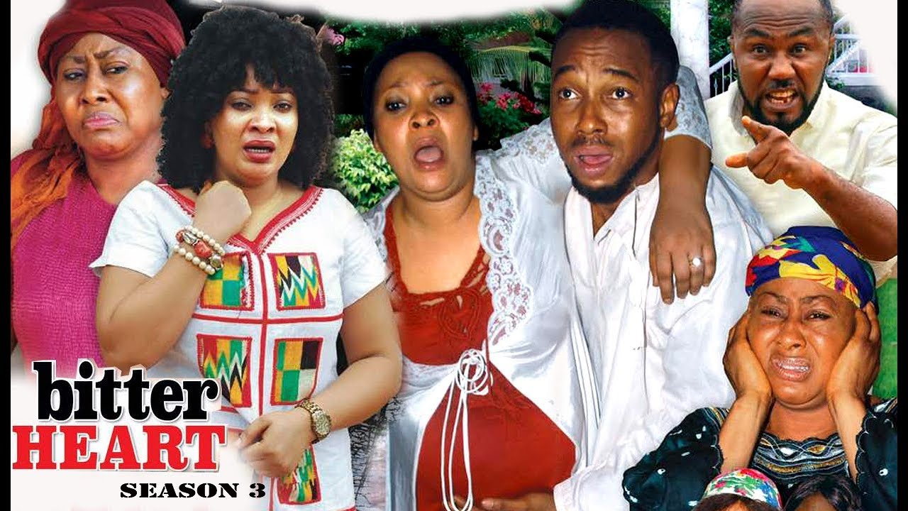 Download Bitter Heart Season 3 - 2017 Newest Nollywood Full Movie | Latest Nollywood Movies 2017