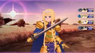 Мастера меча онлайн прохождение игры часть 3