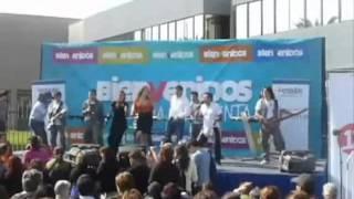 AMERIKAN SOUND en BIENVENIDOS CANAL 13 (15_04_2011)