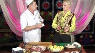 Видео-рецепт узбекского плова(Мастер класс от ресторана