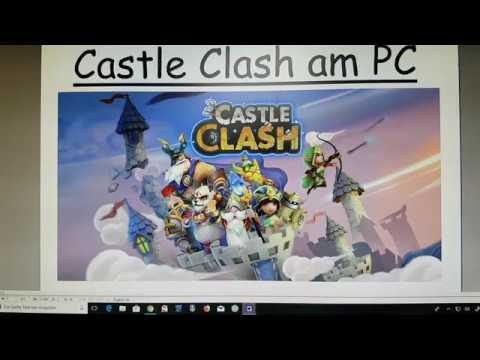 Castle Clash Am PC Spielen Mit Dem Nox App Player! – Castle Clash On PC