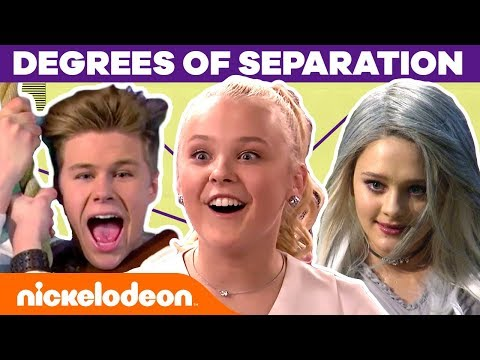 Can You Connect JoJo Siwa, Dude Perfect & More? Degrees of Separation | #KnowYourNick