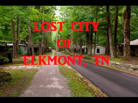 ABANDONED ENTIRE TOWN!!! Elkmont, TN. A Tennessee Wonderland