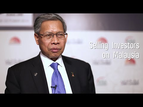 Malaysia's Minister of International Trade & Industry on raising Malaysia's profile in the world