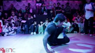 BEAST Vs ROCKSTEADY CREW | CREW FINALS | Massive Monkees Day 2012 | BNC