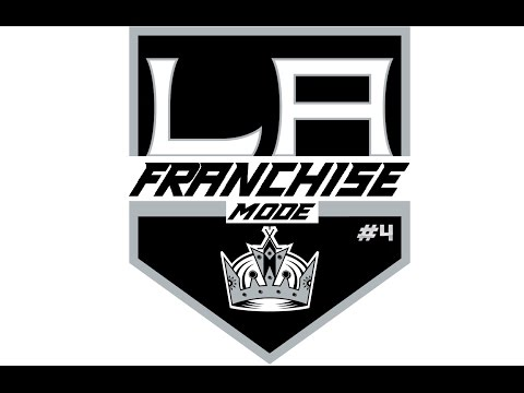 2017 Draft + Free Agency - LA Kings Franchise Mode (NHL 17 #4)