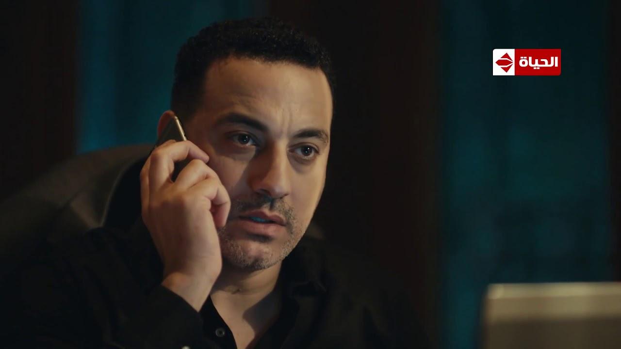 أيوب | منصور بيجمع الخيوط اللي وصلها بعد ما جاب تسجيلات كاميرات مراقبة البنك