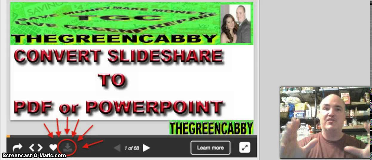 CONVERT YOUR SLIDESHARE PRESENTATION TO PDF & POWERPOINT NOW - GIG US ON  FIVERR