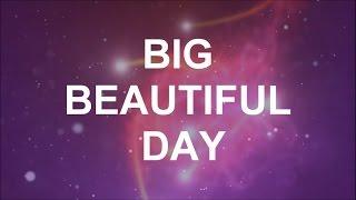 Video PWR BTTM - Big Beautiful Day [LYRIC VIDEO] download MP3, 3GP, MP4, WEBM, AVI, FLV Februari 2018