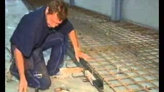 Омега Профиль(Омега форма - опалубка-направляющая для бетонных полов используется: * как направляющая для тяжелых виброре..., 2011-03-29T12:57:12.000Z)