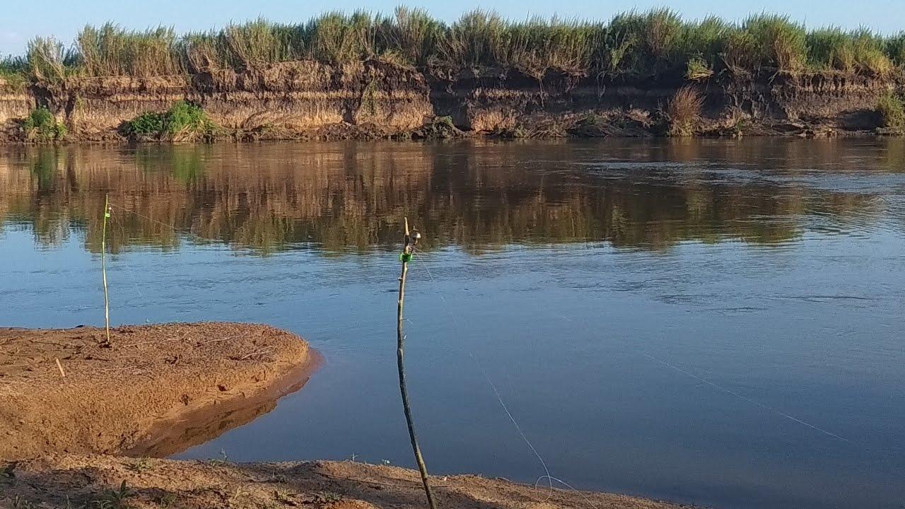 Рыбалка на Судака с ночёвкой.