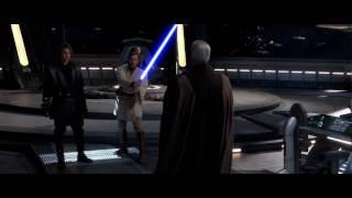 Download Video (HD 1080p) Anakin Skywalker & Obi-Wan Kenobi vs. Count Dooku MP3 3GP MP4