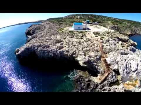 Agia Napa Konnos Liopetri Protaras Area Aerial video by Cyprus from Above and Oramatech