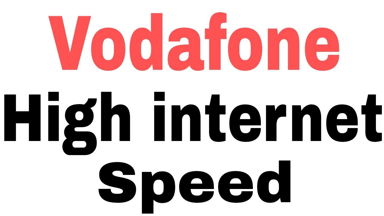 How To increase Vodafone internet speed in Android