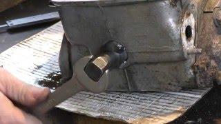 Откуда вытекает тосол (антифриз) на автомобиле.Ремонт ВАЗ 2106