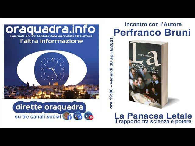 Incontro con l'Autore: Pierfranco Bruni
