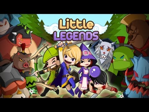 Little Legends - Universal - HD Gameplay Trailer