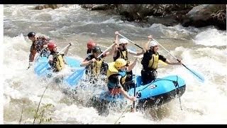 Рафтинг на р.Струма , Кресненско дефиле / Rafting , Struma river , Bulgaria