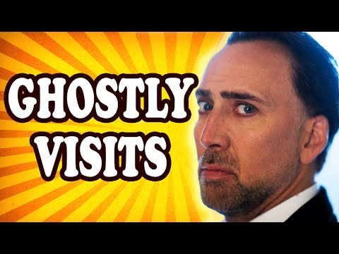 Top 10 Celebrities Who've Had Ghostly Encounters — TopTenzNet