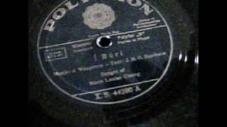 Í Búri. Marie Louise Ussing. Copenhagen 1937. Performed in Faroese..wmv