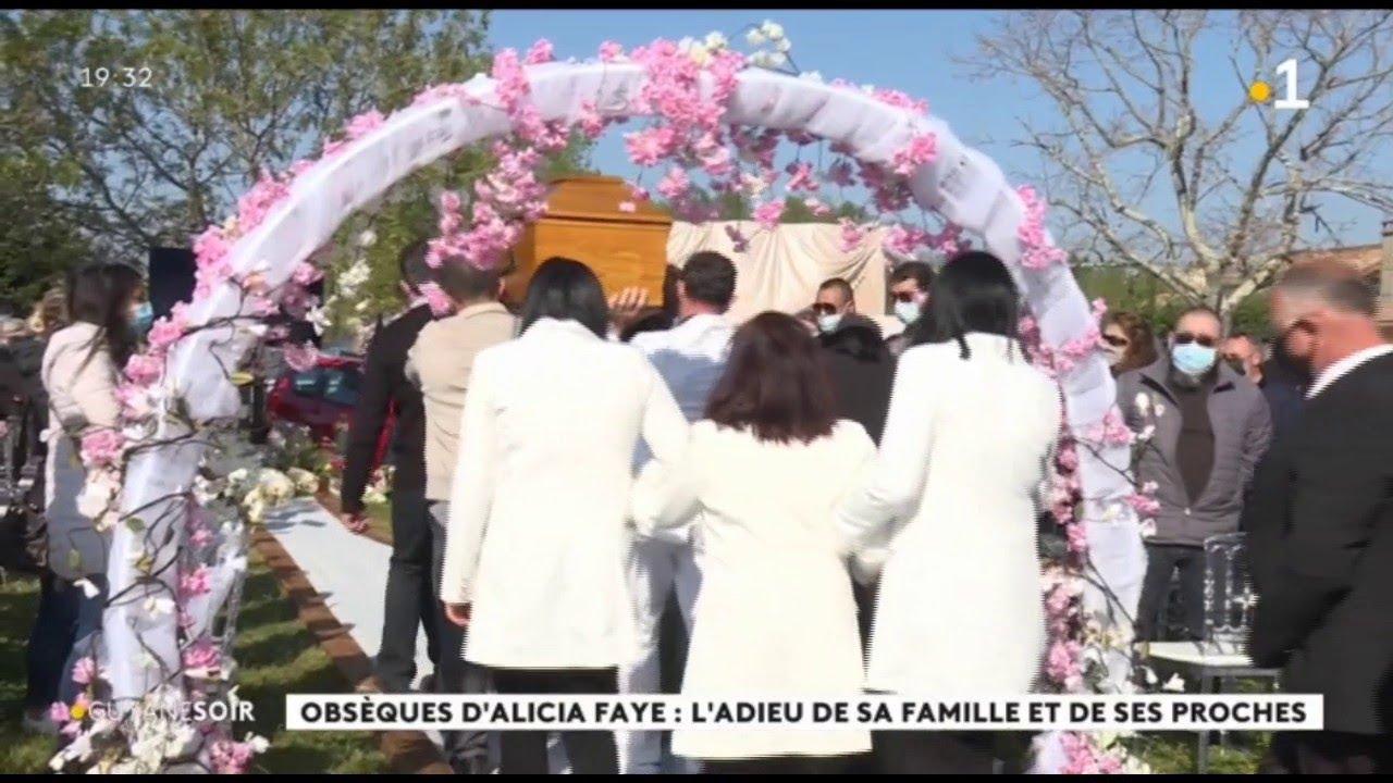Download Obsèques d'Alicia Faye : l'adieu de sa famille et de ses proches