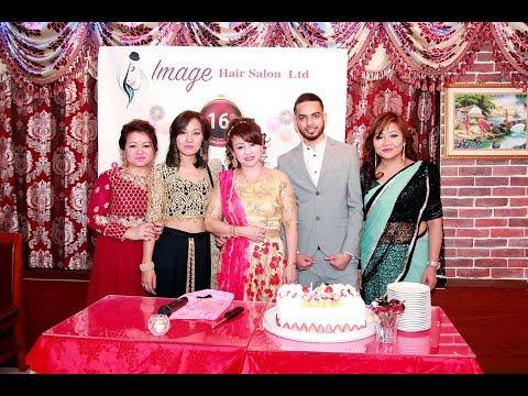 Image Hair Salon 16th Anniversary