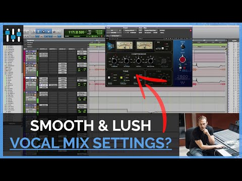 Mixing Vocals ➟ How to Mix a Smooth Lead Vocal