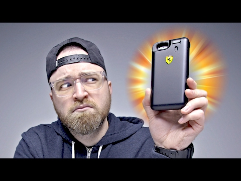 Thumbnail: You've Never Seen An iPhone Case Do This...