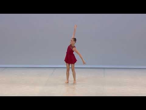 Saskia Vogt, 102 - Prix de Lausanne 2018, contemporary