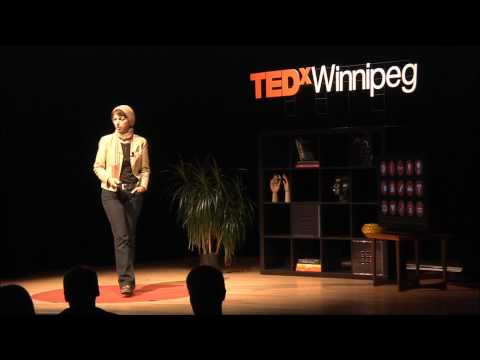 Battling with Alzheimer's disease: Zahra Moussavi at TEDxWinnipeg