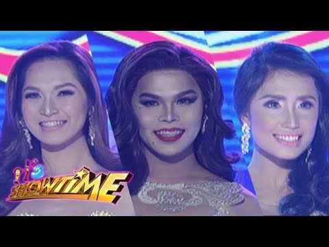 It's Showtime Miss Q & A: Introducing the ravishing candidates