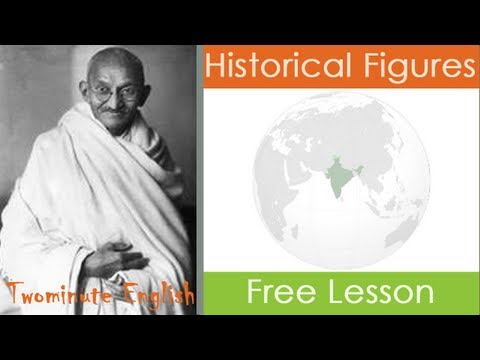 Historical Figures - Free English Lesson