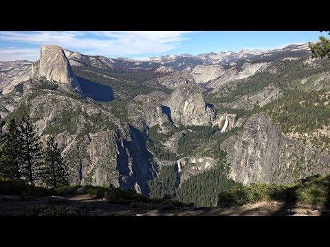 Yosemite National Park, California, USA in 4K (Ultra HD)