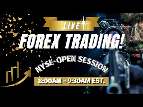 FOREX FTMO 200K CHALLENGE DAY 4 – MT5 SHOWN – NY LIVE SESSION – XAUUSD (GOLD)