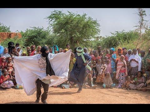 Download Touareg Dancing in Azel village - Niger