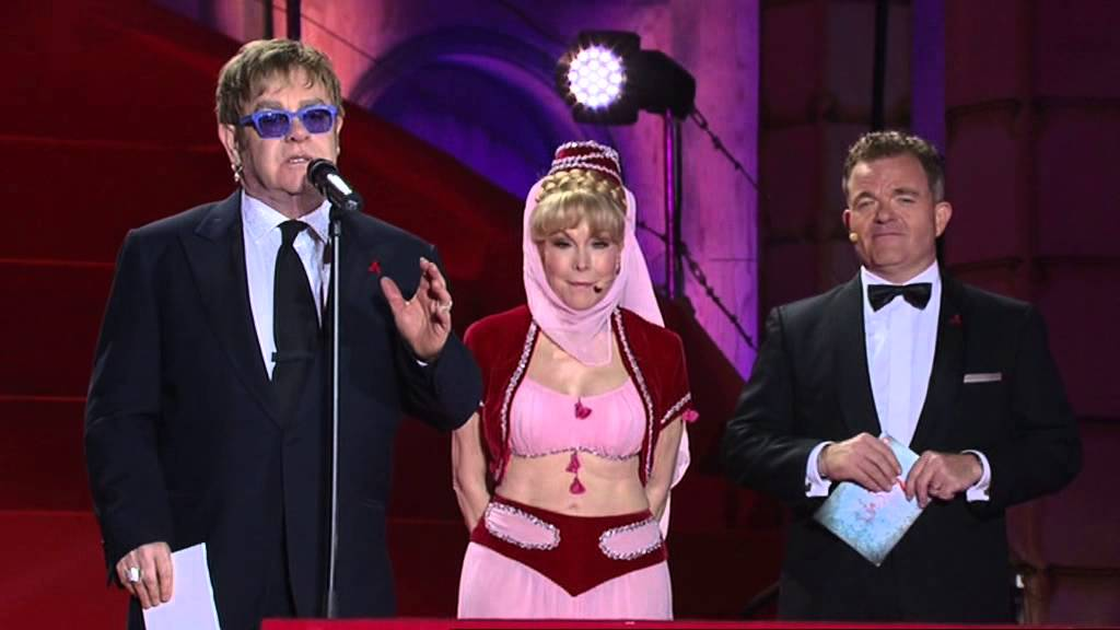 cff65aabe4a Sir Elton John Speaking At The 2013 Life Ball In Vienna Youtube