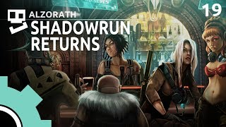 Shadowrun Returns [19]: It Makes Them Disappear [ Gameplay | Strategy | RPG ]