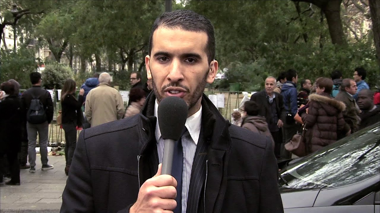 """We are Scared, We are Grieving"": Muslim Activist in Paris Condemns Attacks, Rising Islamophobia"