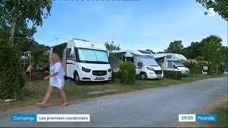 Camping Le vert Gazon sur France3